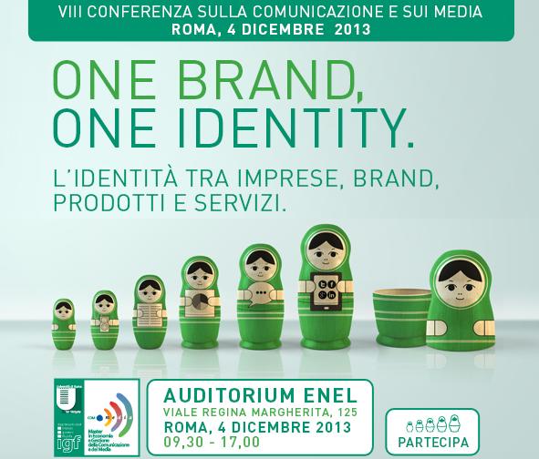 one brand one identity
