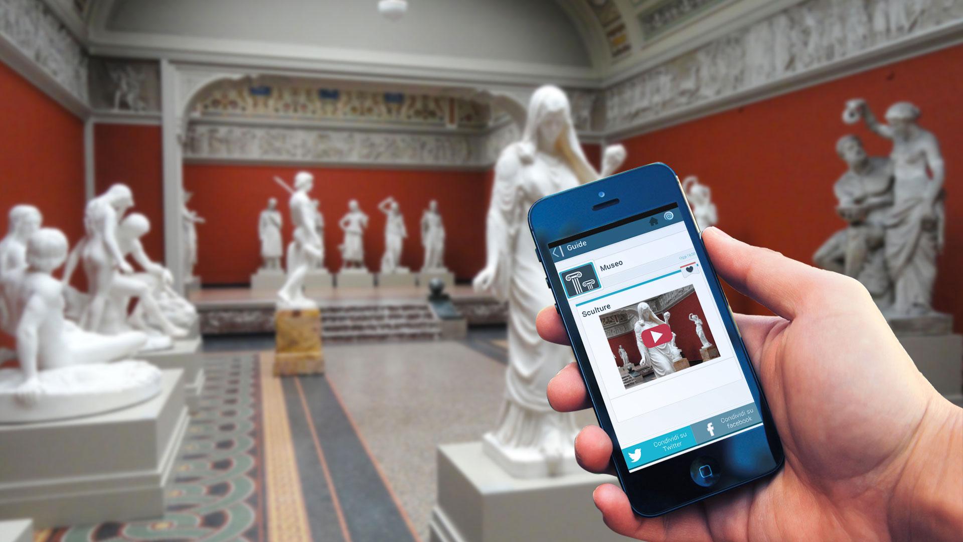 Il museo diventa digitale: i social valorizzano la cultura