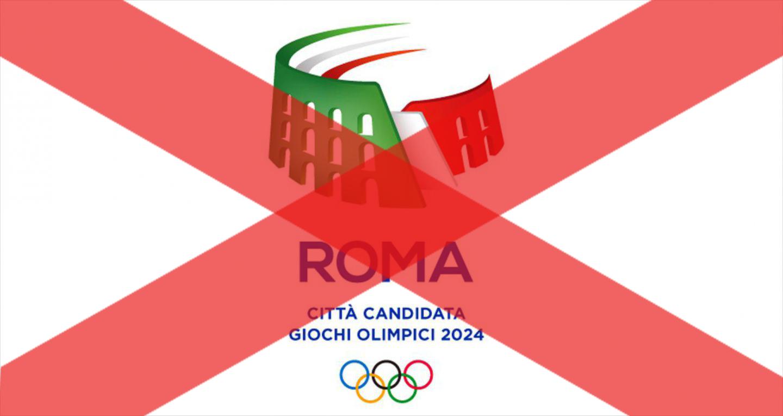 Il 'NO' di Roma alle Olimpiadi nella comunicazione internazionale