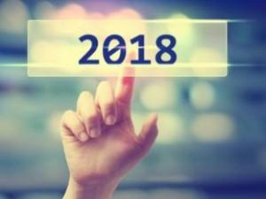 2018 in evidenza