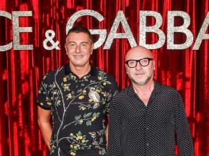 San Paolo, Il party di Dolce e Gabbana per Anna Dello Russo